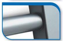 Korado koralux rondo comfort KRTE 900x450 Silber