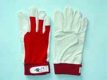 Kožené ochranné rukavice č. 8 - Würth