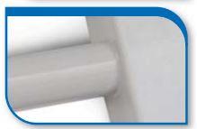 Korado koralux rondo comfort KRTE 1220x600 barevné varianty