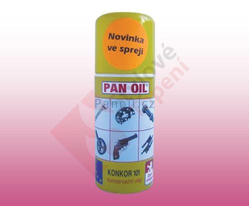 Olej KONKOR 101 PAN OIL; sprej 150 ml - K1/4813