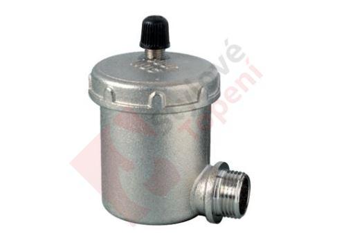 """Odvzdušňovací ventil automatický-rohový 1/2"""""""