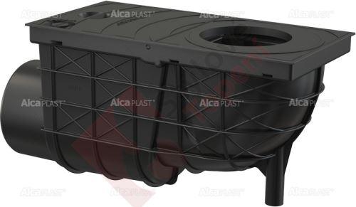 Univerzální lapač splavenin Geiger boční AGV3 Alca plast