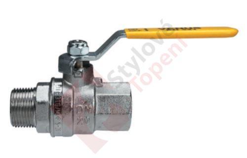 Kulový kohout plyn páka ZD/ZV DN 50 - 2