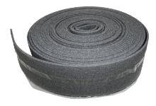 Dilatační pás okrajový s folií 8x150 mm TOP 601