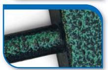 Korado koralux rondo classic KRC 1820x450 Pearl Green