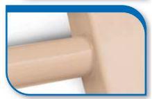 Korado koralux rondo classic KRC 1500x600 barevné varianty