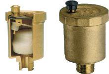 Herz automatický odvzdušňovací ventil 1/2 s klapkou