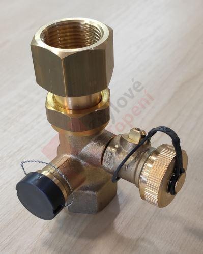 """Reflex servisní ventil se zajištěním MK 3/4"""", 6830100"""
