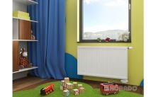 Korado radik hygiene vk 10 600x1800 deskový radiátor