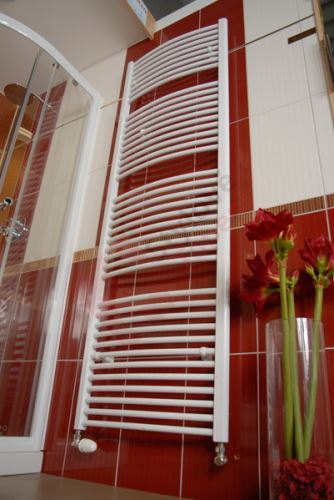 Koupelnový radiátor THERMAL TREND KDO 450x730