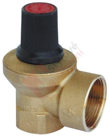 """Pojistný ventil 1"""" 8 bar Herz - 1268703"""