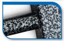 Korado koralux rondo comfort KRTE 900x450 Pearl Silver