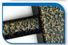 Korado koralux rondo classic KRC 1820x450 Pearl Gold