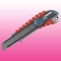 Nůž ulamovací s kov. výstuhou celokovový s kolečkem 18mm - N/4324