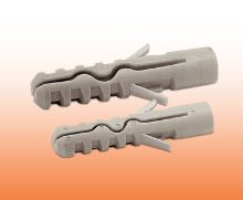 Hmoždinky nylonové typ H; Ø 6 mm - H1/1051
